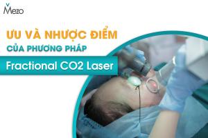 phương pháp Fractional CO2 laser