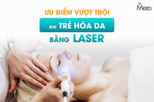 trẻ hoá da bằng laser cover