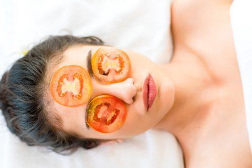 mặt nạ cà chua
