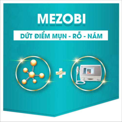 Điều trị sẹo rỗ bằng phương pháp Mezobi